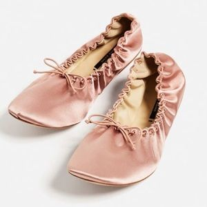 🌸Zara Ballerina Flats